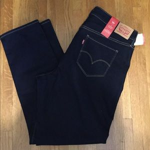 Levi lady's jeans new with tags size 22W